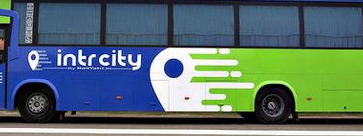 RailYatri plans to expand IntrCity smart bus fleet to 300 in next 12 months : CEO