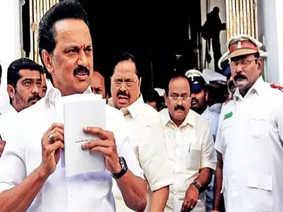 Opposition walkout in TN over CAA