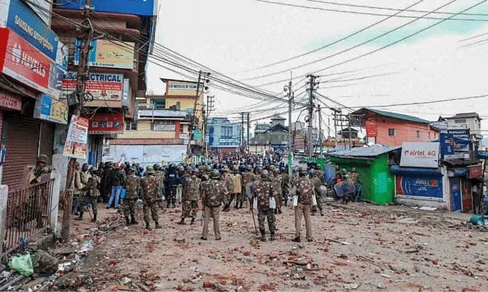 Death toll rose to three in Meghalaya violence