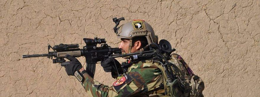 Five Taliban Commanders Killed During Afghan Gov't Operation in Zabul