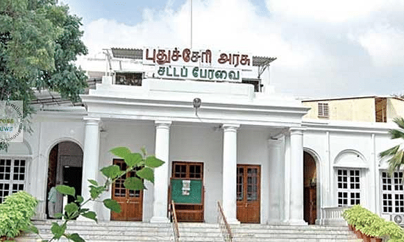 Pondy assembly passes vote-on-account for Rs 2,042 cr