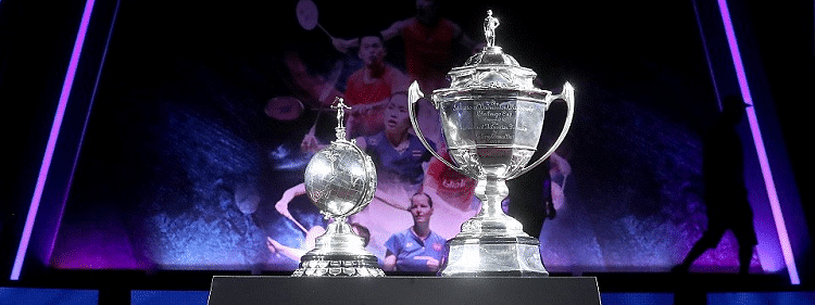 Thomas & Uber Cup postponed due to COVID-19