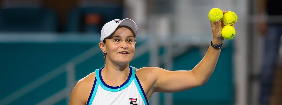 Barty retains top place in WTA rankings