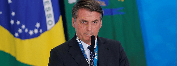 Bolsonaro urges to get back to work, flays media for stocking hysteria