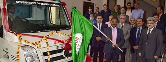 COVID-19: J&K LG launches Toll Free ambulance service; retired doctors to be hired