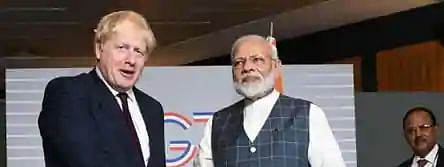You're a fighter: says Modi as Johnson tests corona positive