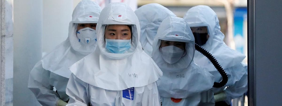 South Korea declares hard-hit areas by virus as disaster zones