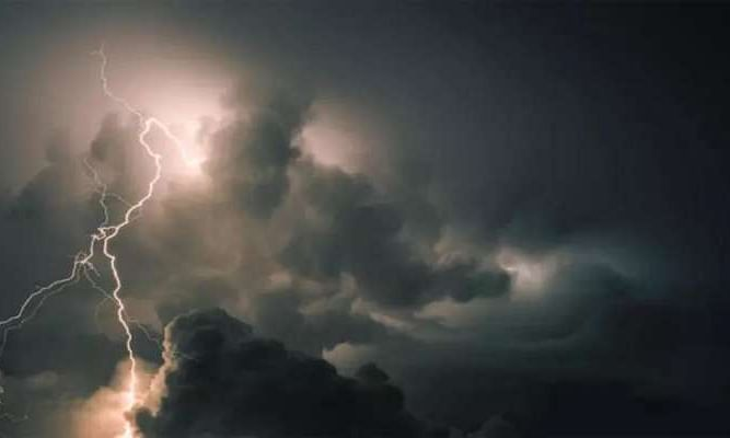 Thunderstorm along with lightning likely to occur in T'gana, warns Met