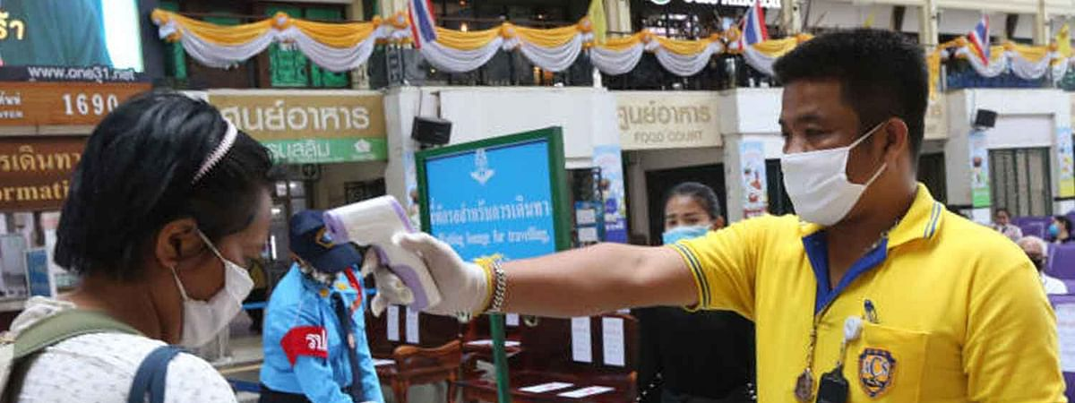 Covid19: Thailand reports 122 new cases on Monday