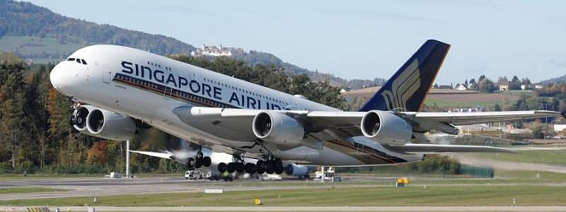 Singapore Airlines grounds most of fleet