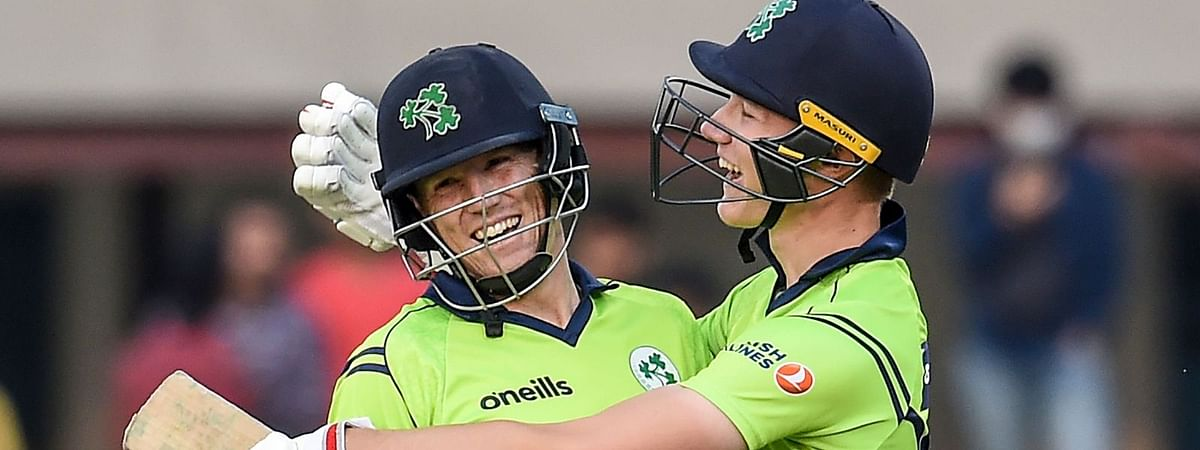 Delany shines, before O'Brien's last-ball six helps Ireland edge past Afghanistan in Super Over