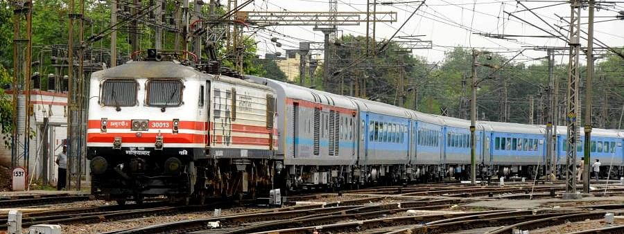 SR to temporarily augment AC 3 Tier Coaches, Sleeper Class Coaches for Express trains