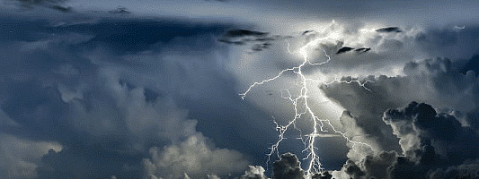 Thunderstorm with lightning to occur in Telangana from Apr 18 : Met
