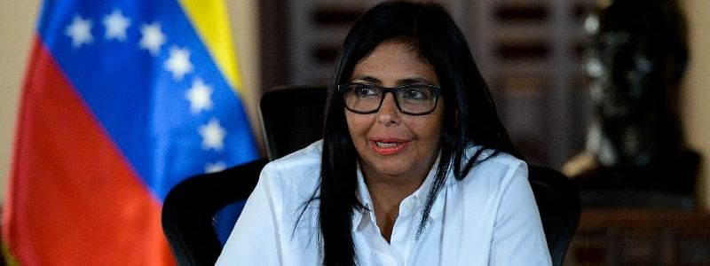Twitter blocks accounts of Venezuelan Vice-President who deals with combating COVID-19