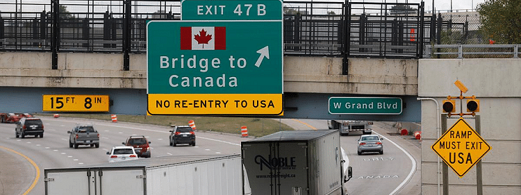 Canada and US to partially close borders: Globe and Mail