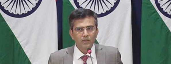 Refrain from making irresponsible comments on Delhi violence: MEA