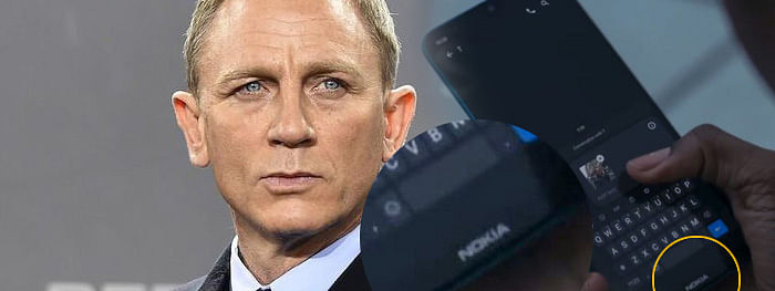 New Nokia phones to appear in new James Bond movie