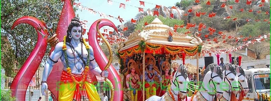 UP curtails Ramnavmi celebrations