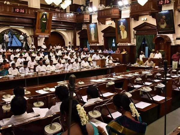 Six elected to RS from TN