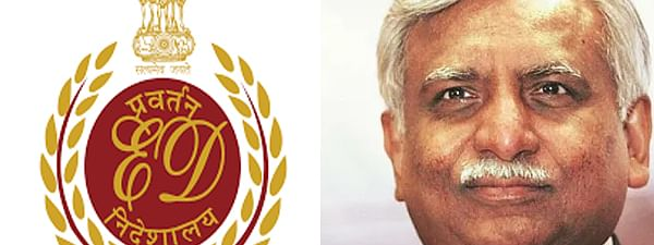 Naresh Goyal detained by ED