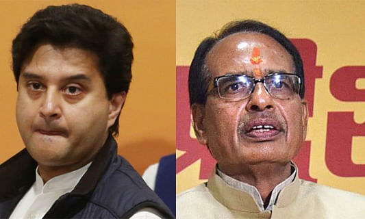 Scindia, Shivraj seek legal position on disqualification of 22 MLAs