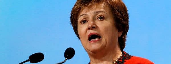 Kristalina Georgieva, IMF Managing Director