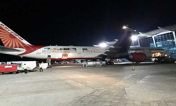 317 international tourists leave for their respective countries by special flight
