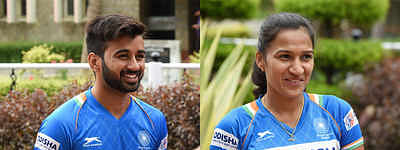 Manpreet, Rani nominated for Hockey India's Player of the Year Award
