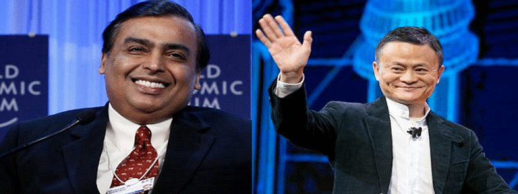 Mukesh Ambani loses his Asia's Richest Crown; Jack Ma is No.1