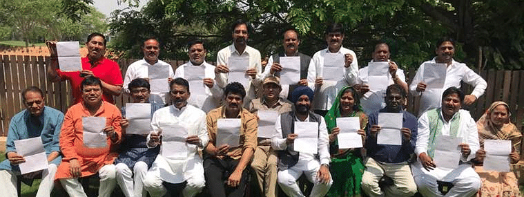 20 MLAs resign from MP assembly