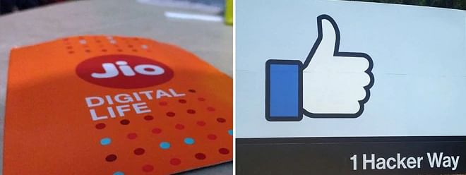 Facebook in talk to buy 10% stake in Reliance Jio, RIL shares soar