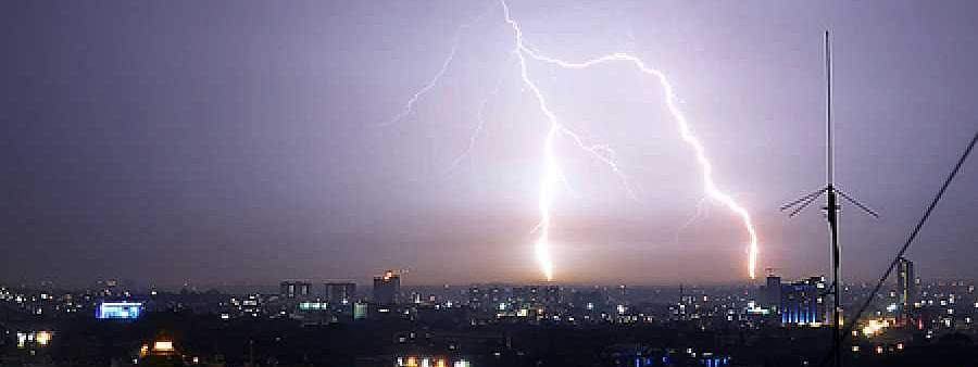 Thunderstorm likely in south Bihar in next 24 hours