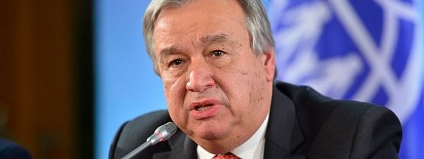Covid19: UN Chief urges to accept 5+5 draft ceasefire in Libya