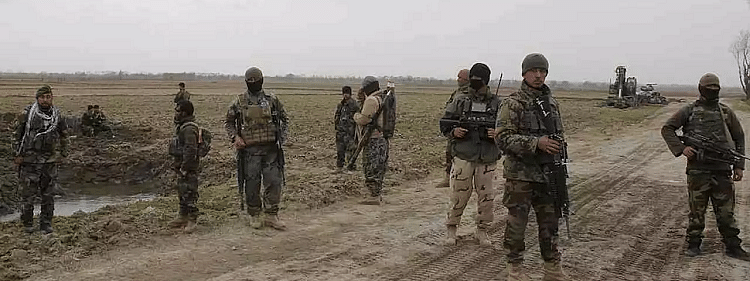 At least 24 Afghan soldiers feared killed in insider attack in Zabul