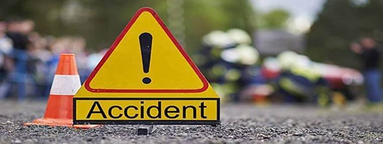 Yogi escape unhurt after his SUV met with an accident in Mathura