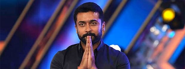 Suriya looking for talented kids for his next!