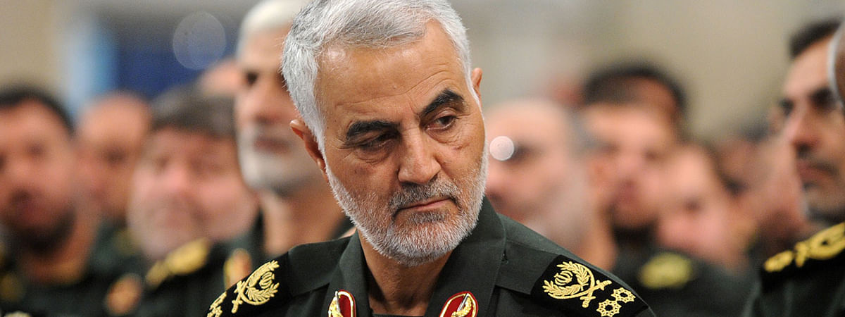 Iran to continue avenging US murder of Soleimani after Taji base attack