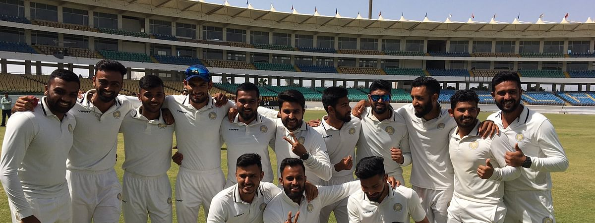 Saurastra virtually win coveted Ranji Trophy for first time after 44-run lead against fighting Bengal