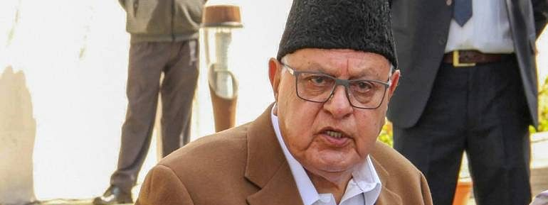 My freedom incomplete until all detainees freed: Farooq