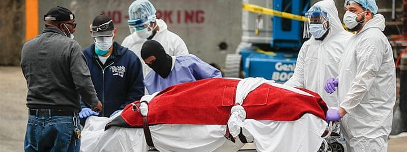 Coronavirus: US witnesses highest fatalities in single day with 1,169 deaths