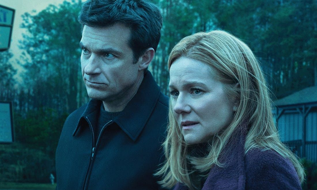 Marty and Wendy Byrde are at the centre of the storytelling of Ozark.