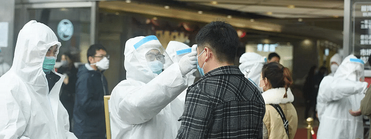 Covid19 infection in China rises with 63 new cases, 2 deaths