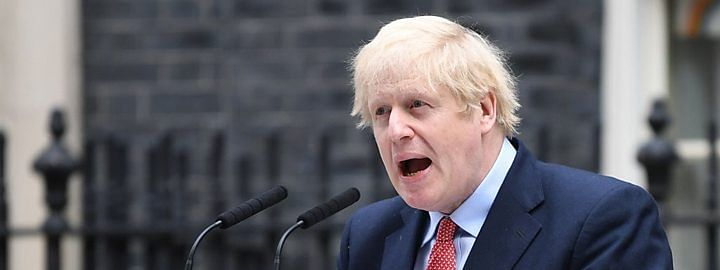 Will not support protesters who violate social distancing rules: Boris Johnson