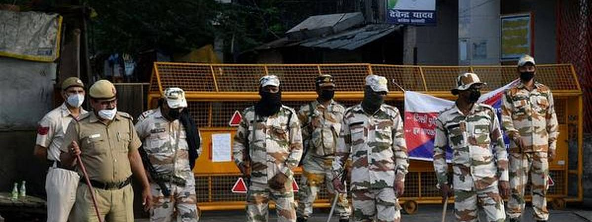Army takes over management of India's largest COVID quarantine centre in Delhi