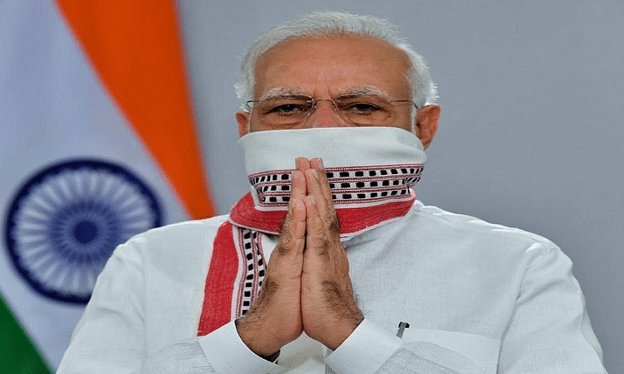 """The story behind """"Leirum Phee"""", scarf used by PM Modi"""