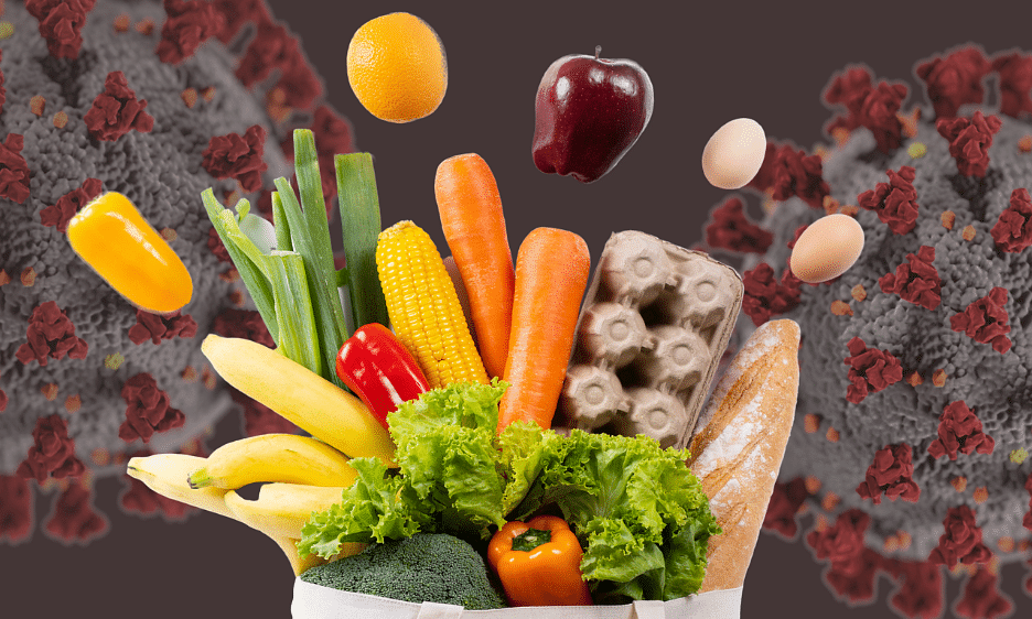 Eating a healthy diet very important during the COVID-19 pandemic: WHO