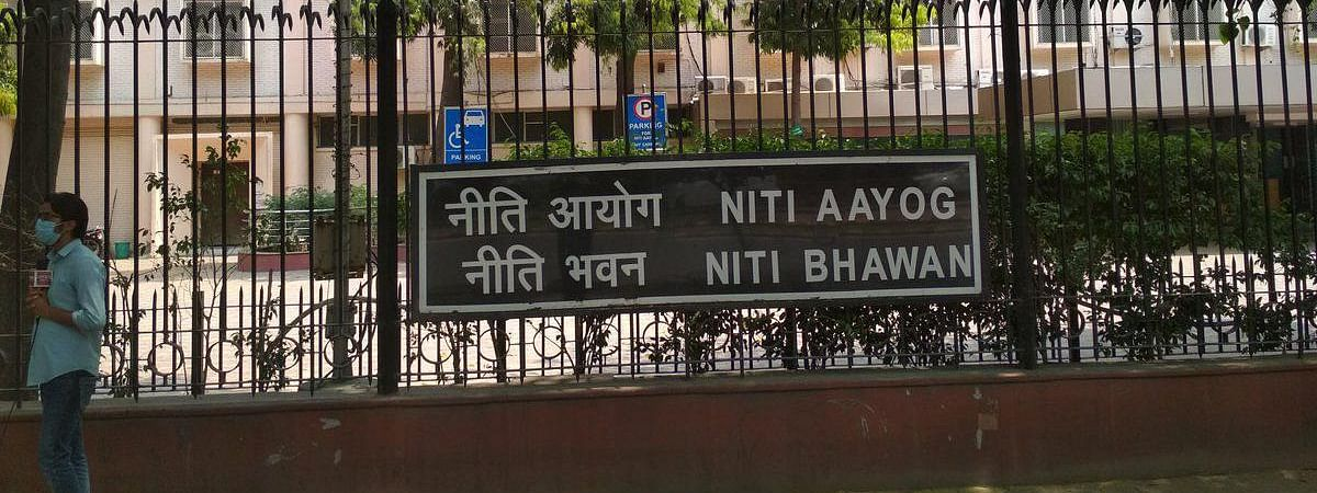 NITI Aayog seals building after its employee tests positive for coronavirus