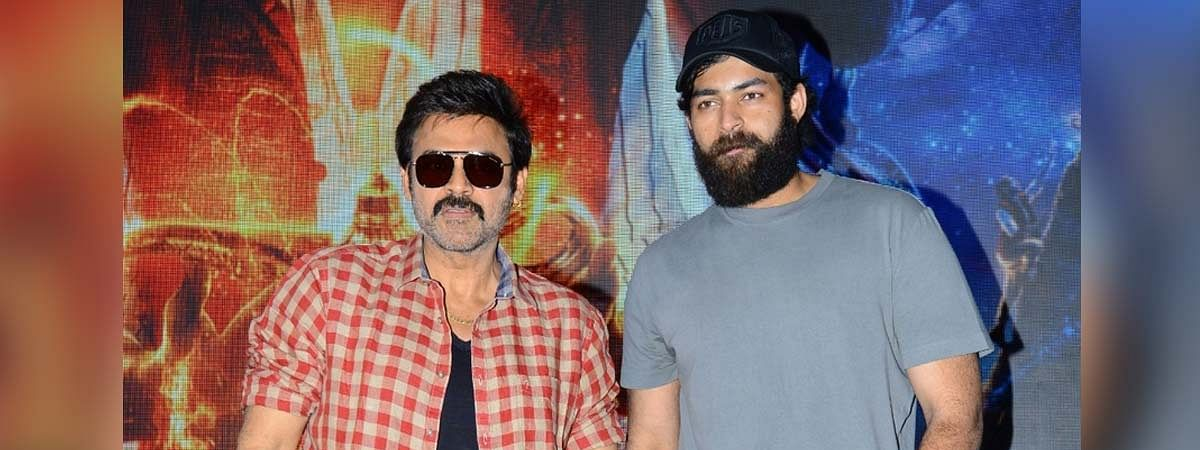 F3 will have Venkatesh, Varun Tej in lead roles
