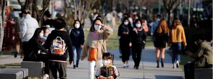 COVID-19 claims 8 more lives in S Korea, 54 new cases