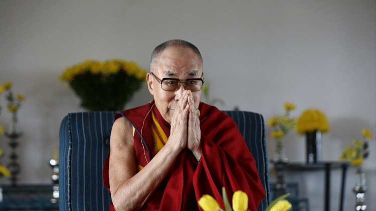 Mother Earth's lesson, says Dalai Lama
